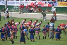 Naadam Festival - Ulaanbaatar