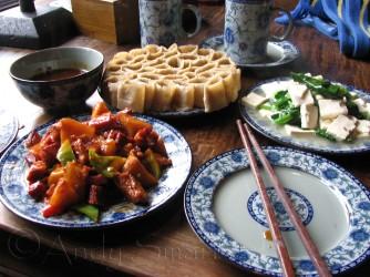 Shanxi Noodles - Pingyao