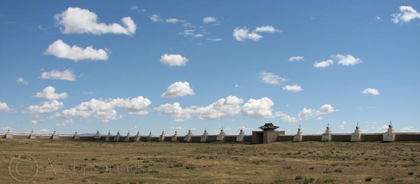 Erdene Zuu Temple - Kharkhorin