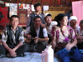 Kazakh Wedding, Bayan Olgii Aimag