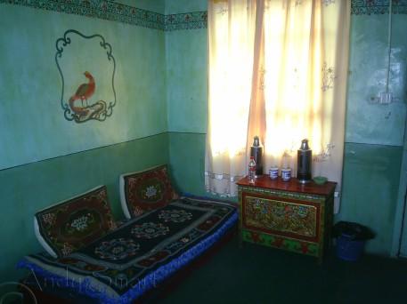 Hotel Room - Lhasa