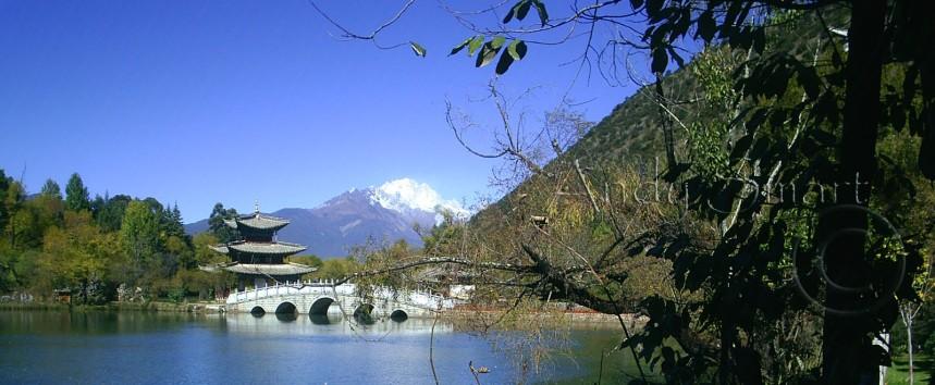 Black Dragon Pool - Lijiang, Yunnan Province