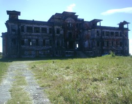 Casino - Bokor Mountain Hill Station