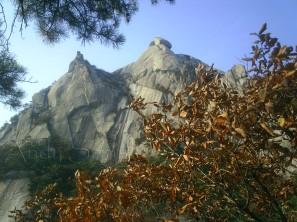 Bukhan-san National Park