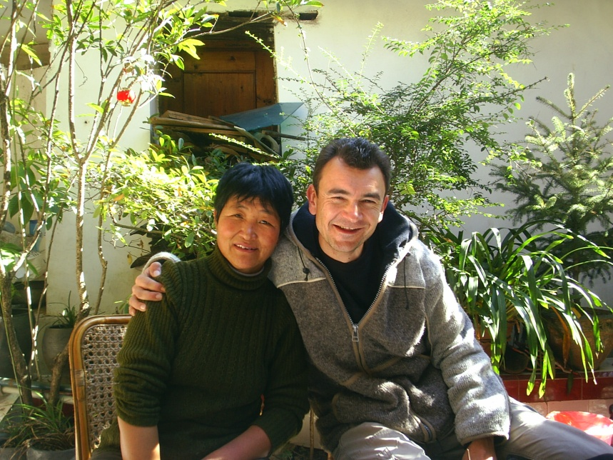 Mama Naxi is famous for her OTT hospitality in Lijiang