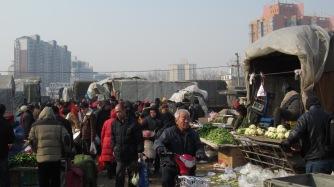 Qinghe Market
