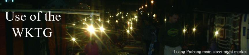 01 - Laos Night Market a